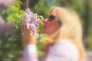 Sometimes all you need to do is stop and smell the flowers to recognize all things you are thankful for.