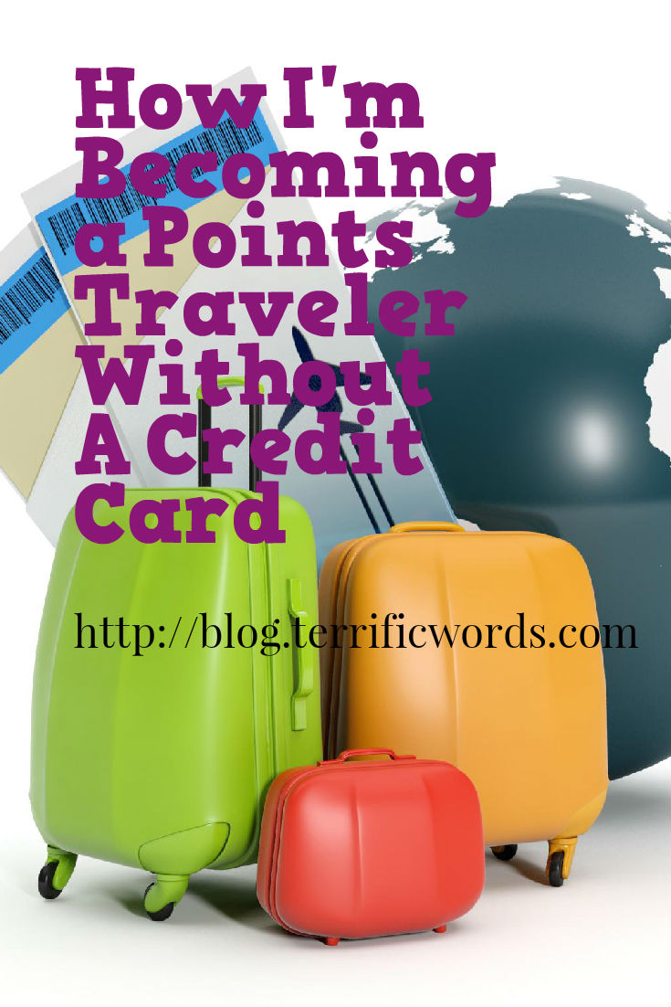 travel and credit card rewards