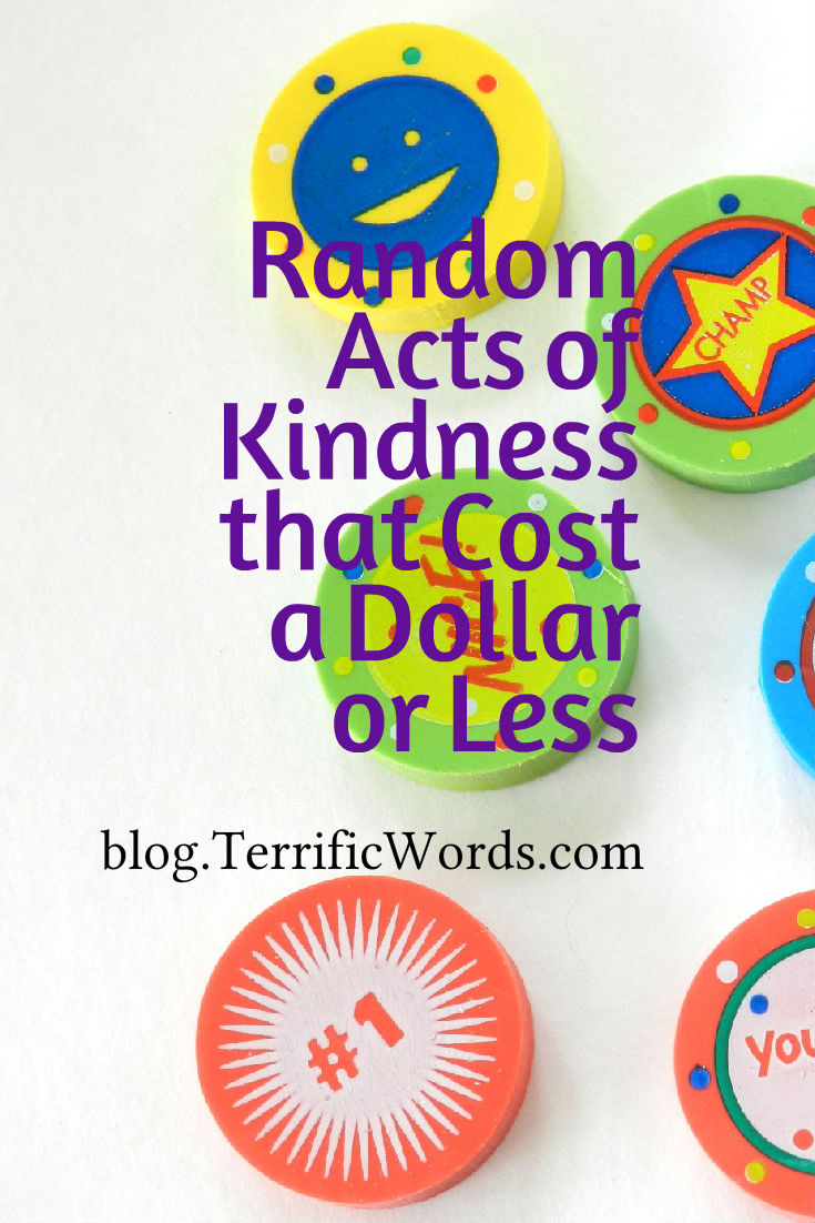 Random Acts of Kindness that Cost a Dollar or Less
