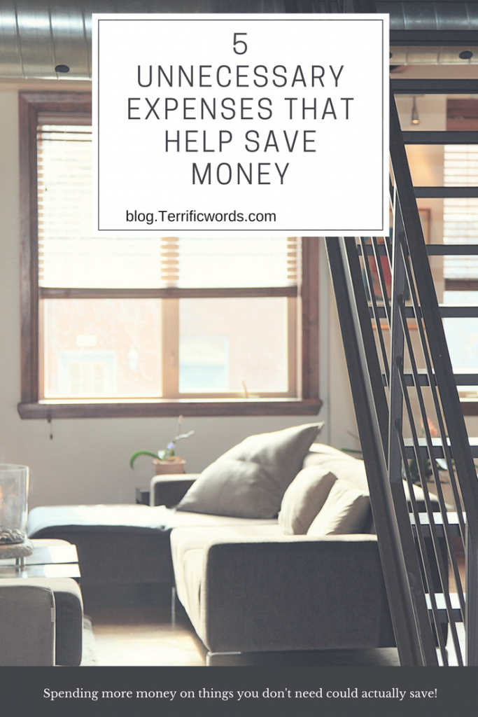 5 Unnecessary expenses that help save money