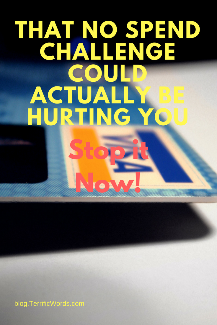 That No Spend Challenge Could Actually Be Hurting You