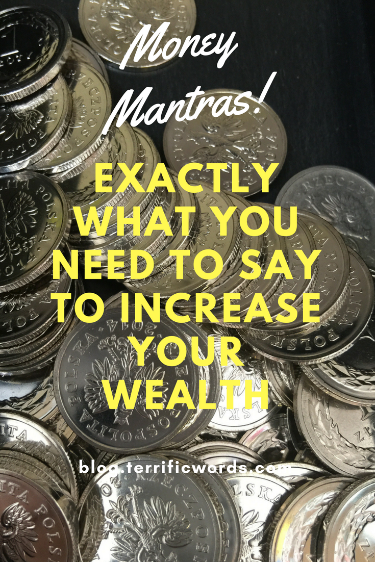 It's possible you have negative thoughts towards money without even realizing it? Luckily, changing your attitude about money is as simple as saying it aloud.