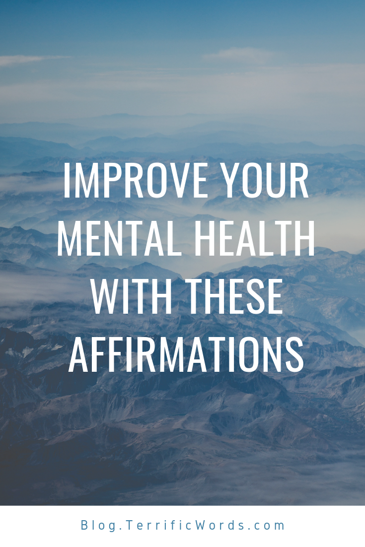 Daily Affirmations to help improve your mental health
