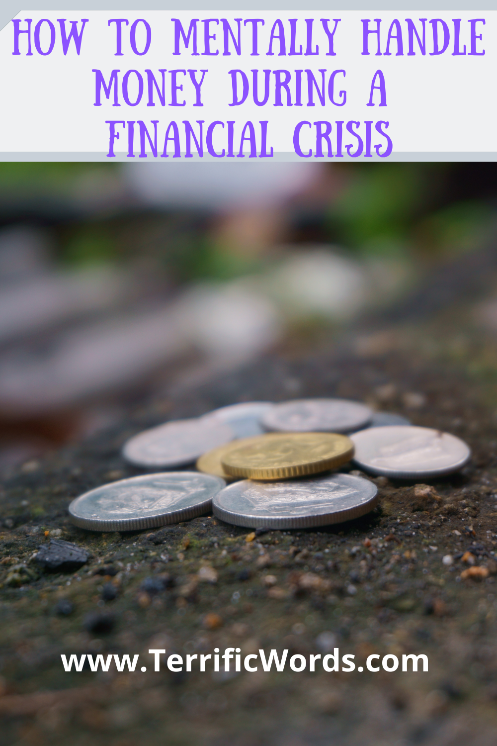 How to deal with financial stress during a crisis
