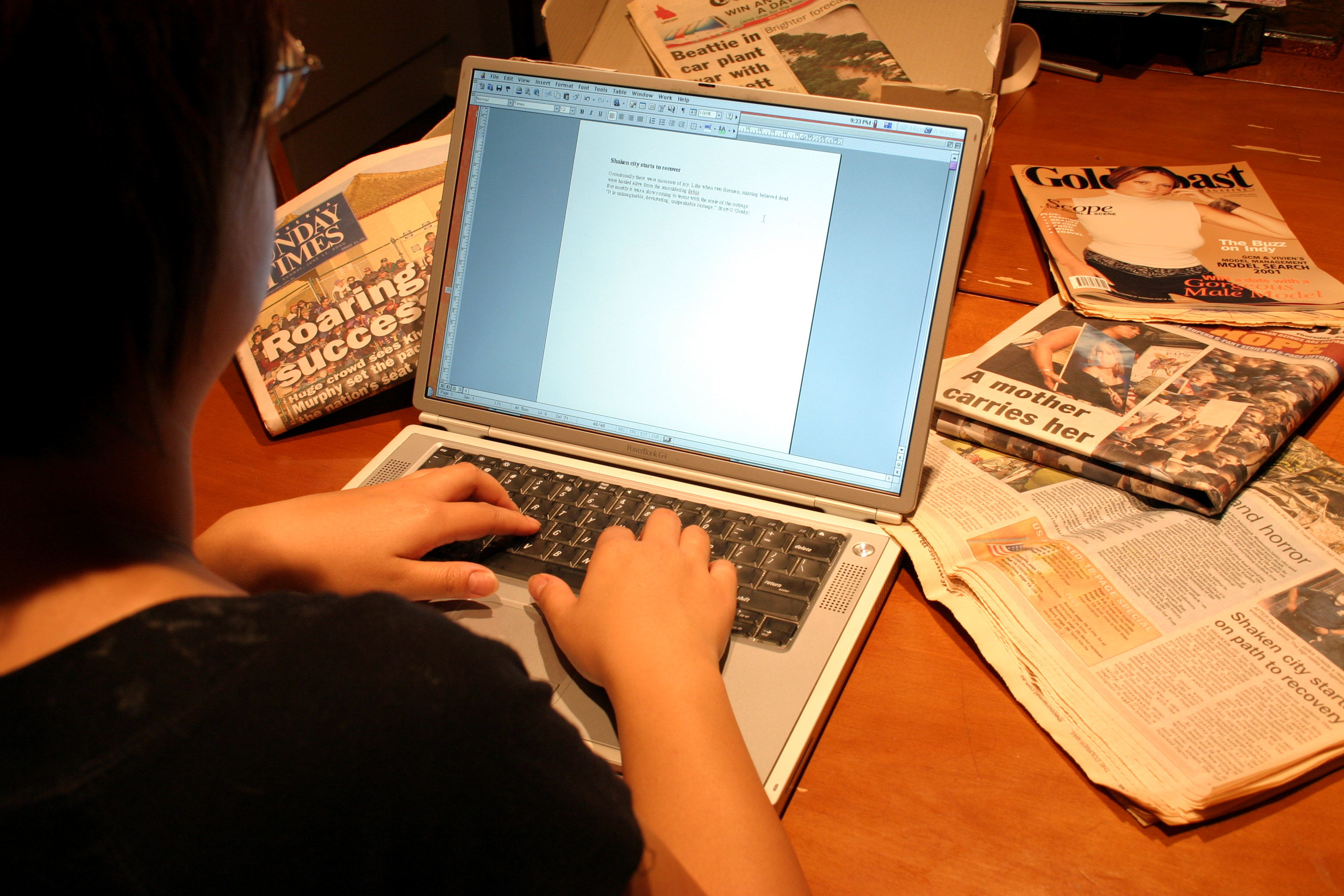 How Did You Get Your Start as a Freelance Writer?