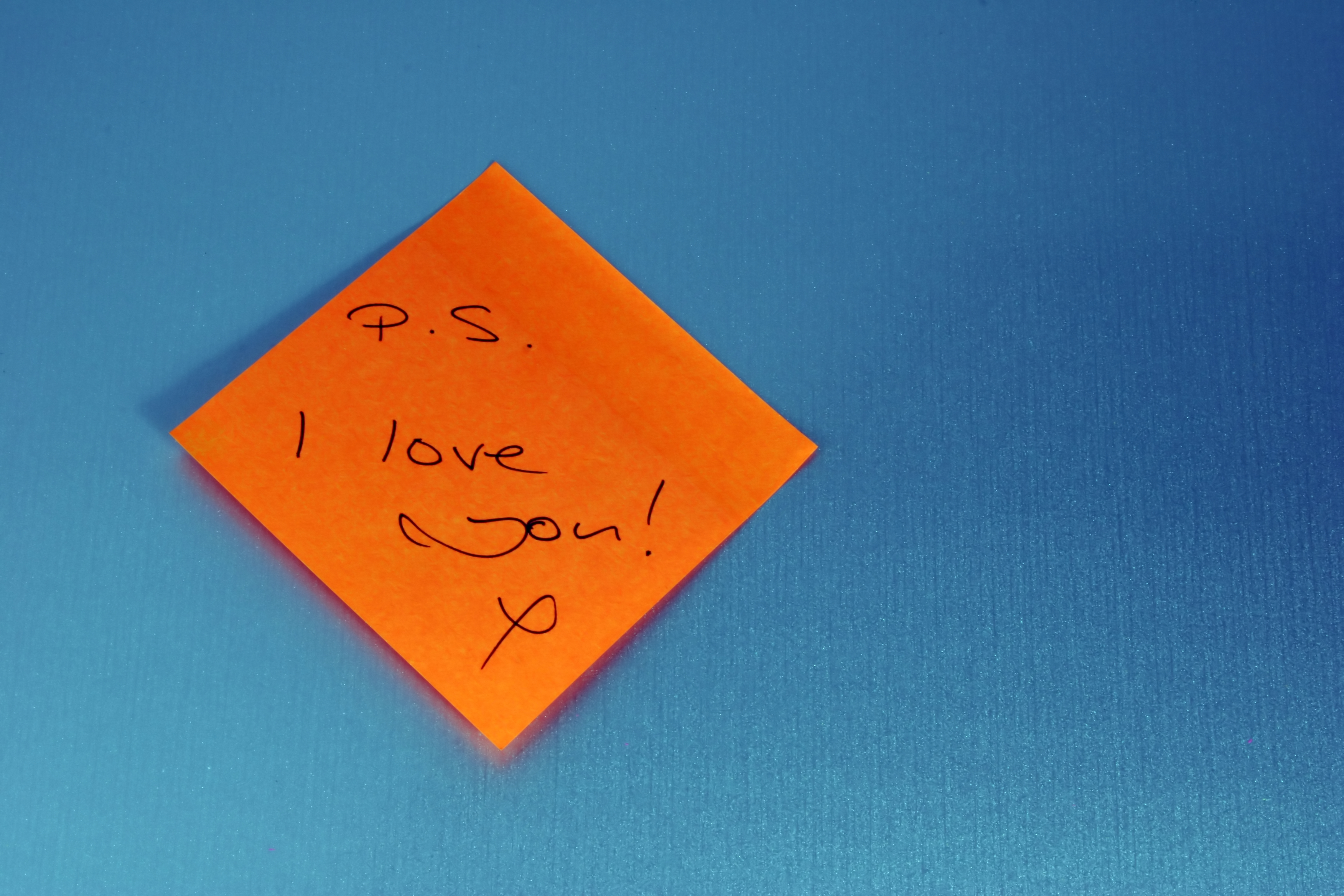 How a Post-It Note Changed My Life Forever
