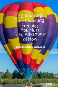 50 Amazing Life Changing Freebies You Must Take Advantage of Now