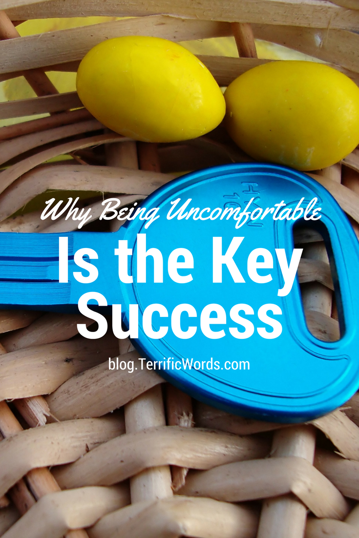Why Feeling Uncomfortable is the Key to Success
