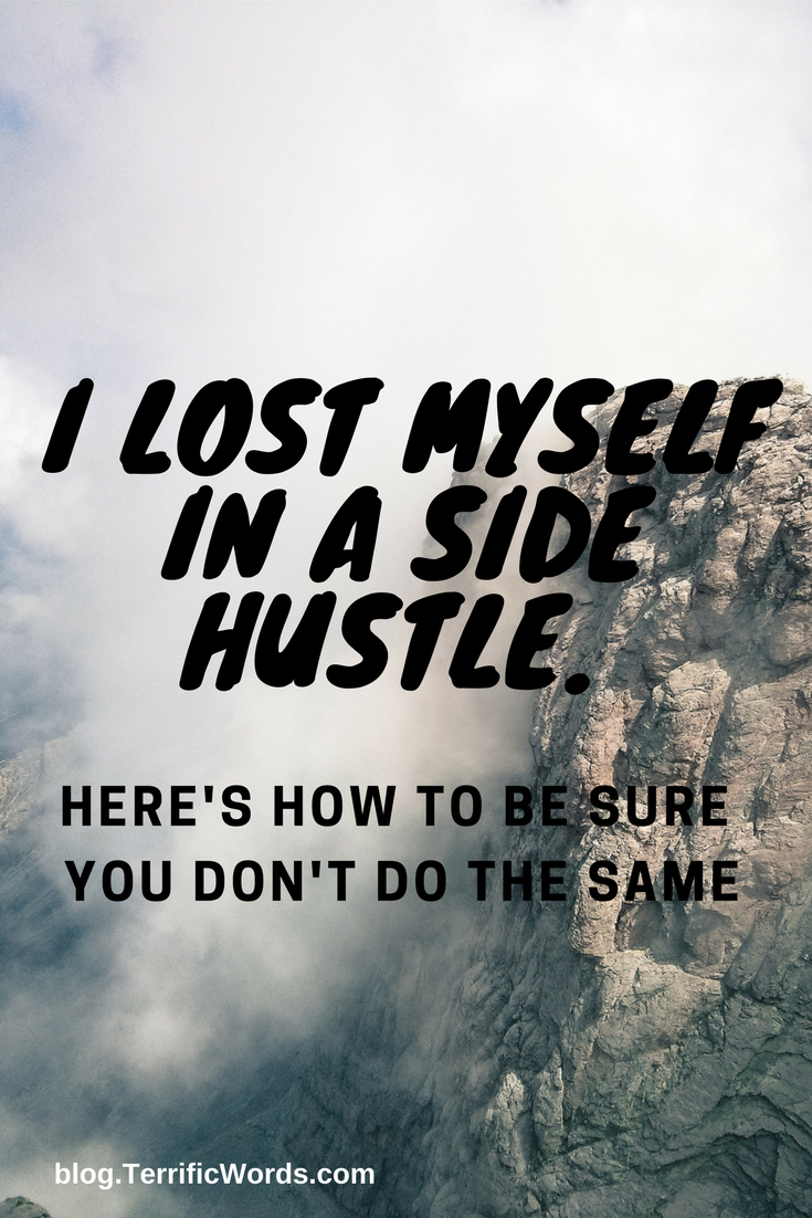 A side hustle can be great for paying off debt, learning new skills and meeting new people. But it's not always a good thing if you're not careful.